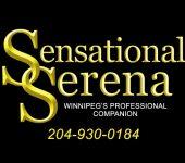 Winnipeg Escort Service Sensational Serena Sensual Massage Book a Date Online Wpg Manitoba Blonde Female Escort Agency